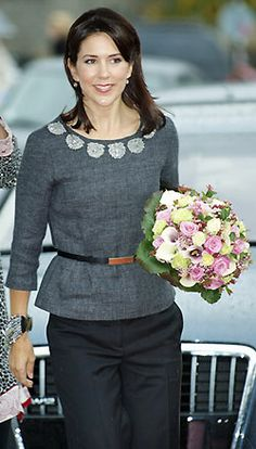Mary, Crown Princess of Denmark, Countess of Monpezat.