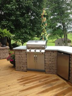 30 Awesome Outdoor Kitchens @styleestate
