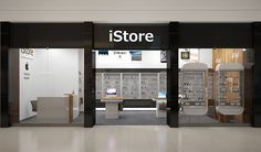 Technology Apple store design project.