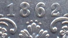 Image result for 1880 half rupee silver coin type A 4 JABOTS