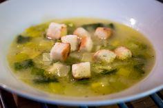 Pórková polévka Ethnic Recipes, Soups, Food, Essen, Soup, Meals, Yemek, Eten