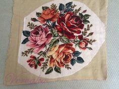 Cross Stitching, Needlepoint, Berlin, Vintage, Models, Fashion, Alphabet, Embroidery, Cushions