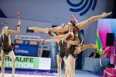 Group Spain, European Championships (Holon) 2016