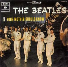 Beatles - Your Mother Should Know Beatles Songs, Les Beatles, Beatles Album Covers, Liverpool, Happy Mother S Day, Happy Mothers, Best Albums, The Fab Four, Ringo Starr