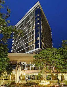 Hotel Guaraní, Asunción, Paraguay.