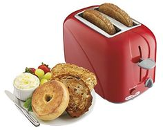 Proctor Silex toaster products are trusted household appliances that are made for durable performance. Proctor Silex toaster products are practical and hard-working, with a compact and stylish design that looks great on the countertop. With handy features like toast boost, automatic shutoff, and... - http://kitchen-dining.bestselleroutlet.net/product-review-for-proctor-silex-22204-2-slice-toaster-red/