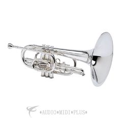 Blessing Marching Mellophone Lacquered Brass - BM-100-U