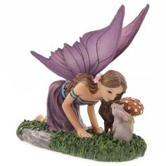 Lisa Parker - Tales of Avalon Kleine Vriend Fee Fairy Statues, Fairy Figurines, Lulu Shop, Gift Boxes Uk, Fantasy Gifts, Nature Spirits, Artist At Work, Faeries, Gifts For Friends