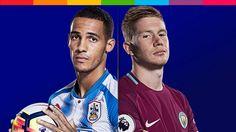 K.O 23.00 Huddersfield Town vs Manchester City live streaming premier league http://ift.tt/2A8wstA EPL Match MC