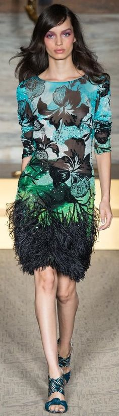 Matthew Williamson RTW Spring 2015