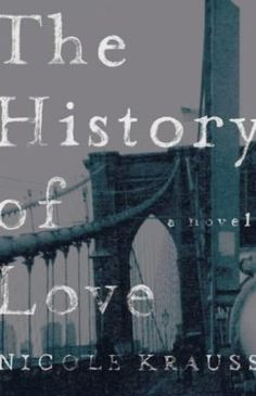 The History of Love or the lesson of writing