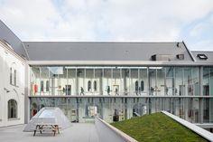 BuBaO Sint-Lievenspoort / evr-Architecten