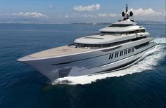 OCEANCO - Yachts for Visionary Owners - DP028 PRIMADONNA