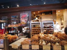 Viron: french bakery in Japan.