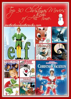 Top 30 Christmas movies