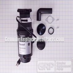 Garbage Disposal HP), Part# was replaced by GE. The new Part, (also manufactured by GE) will be shipped upon ordering this produ Mobile Home Parts, Oem