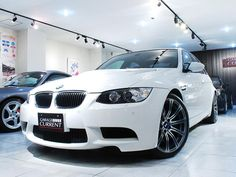 2008 BMW M3 SEDAN(E90) 6speed manual GARAGE CURRENT  http://www.garagecurrent.com/bmw/m3/521/