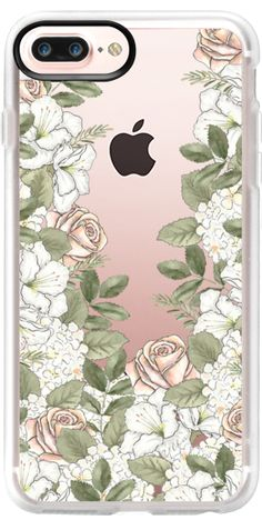 Casetify Protective iPhone 7 Plus Case and iPhone 7 Cases. Other Spring iPhone Covers - Flower Power by Ylfa Grönvold Illustrations | Casetify