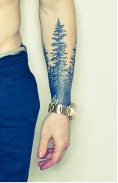 KYLE-Photo-Edwin Pabon the tree wrist tattoo is a beast idea