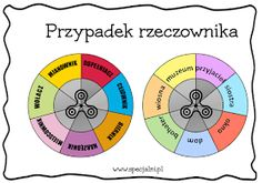 Specjalni czyli nowe technologie w szkołach specjalnych: Spinnerowe karty pracy Montessori, Education, School, Angel, Onderwijs, Learning