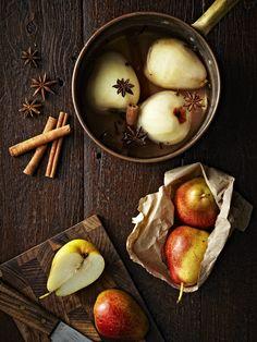 Winter cinnamon delights.