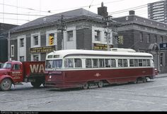 RailPictures.Net Photo: TTC 4257 Toronto Transit Commission PCC Streetcar at Toronto, Ontario, Canada by Marty Bernard