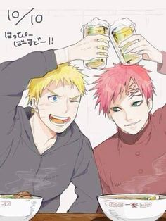 I know that Sasuke is Naruto's best friend, but I don't understand why! Gaara is…