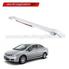 Lip Spoiler is an additional modification part which is attached right above the diggie. City Lips, Honda Civic, Mercedes Benz, Chevrolet, Channel, Ads, Watch, Stylish, Youtube