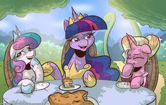 Princess Cadence, Princess Celestia, Princesa Twilight Sparkle, Flurry Heart, Queen Chrysalis, Princess Movies, My Little Pony Drawing, My Little Pony Pictures, Mlp Pony