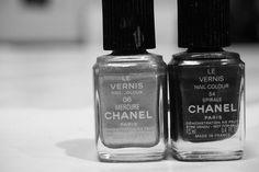 Grey Chanel...
