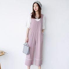 Korean Fashion - Loose jumpsuits