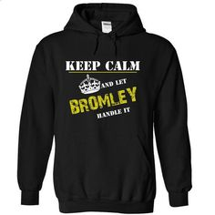 Let BROMLEY Handle It - #tshirt inspiration #tshirt print. CHECK PRICE => https://www.sunfrog.com/Funny/Let-BROMLEY-Handle-It-1246-Black-13733970-Hoodie.html?68278