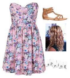 """Spring"" by sarahsoccer101 ❤ liked on Polyvore featuring maurices"