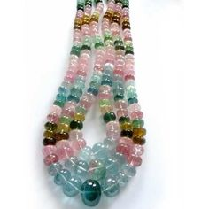 14.8 mm approx 35 piece smooth CRYSTAL triangle beads 14.5