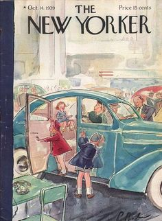 The New Yorker October 14 1939