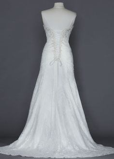 Wedding dress for BFF!