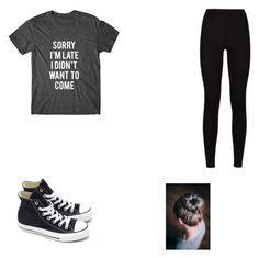"""Untitled #30"" by devyn-rogofsky on Polyvore featuring Converse"