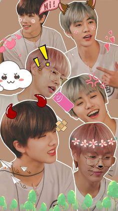 Soft Wallpaper, Locked Wallpaper, Kpop Iphone Wallpaper, Nct Logo, World Happiness, Baekhyun Wallpaper, Nct Dream Jaemin, Jisung Nct, Jaehyun Nct