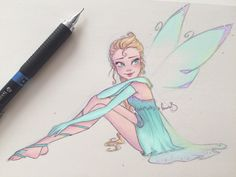 Elsa enchantix