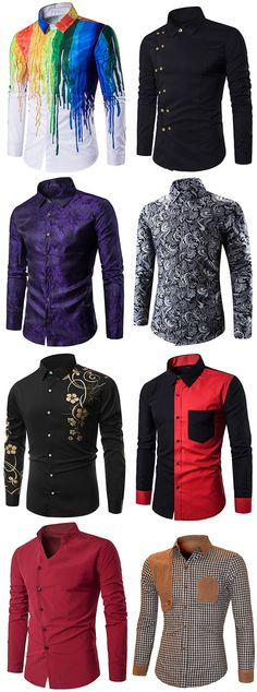 Gifts For Men Are you looking for men hoodies cheap casual style best gifts for you. Cheap Hoodies, Cheap Shirts, Men's Hoodies, Mens Fashion Suits, Mens Suits, Cool Shirts For Men, African Wear, Shirt Style, Casual Shirts