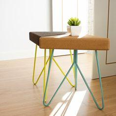 Fancy - Tres Natural Light Cork Side Table