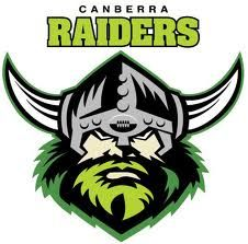 Australian NRL, Canberra – Melbourne, Friday, am ET / Watch and bet Canberra – Melbourne live Sign in or Register (it's free) to watch and bet Live Stream* To pla… Raiders Vs, Raiders Football, Oakland Raiders, Football Team, Football Helmets, Airsoft, Canterbury Bulldogs, Newcastle Knights, Viking Head