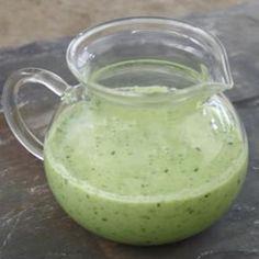 Cucumber Herb Vinaigrette Recipe