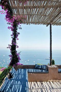 La dolce vita: Chez Matteo Thun in Capri Turbulenzen Déco