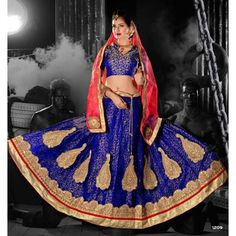 Indian Women's wear online store for bridal wear, designer salwar kameez, wedding lehengas, indowestern outfits Navratri Special, Lehenga Choli Online, Indian Dresses, Charmed, Blue, Clothes, Design, Fashion, Tall Clothing