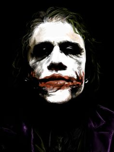 Joker painting by Aquila--Audax on DeviantArt