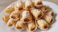 جديد حلويات عيد الاضحى 2021/حلوى دواز اتاي لذيذة بمعنى الكلمة كذوووب فال... Pretzel Bites, French Toast, Muffin, Bread, Cookies, Breakfast, Crack Crackers, Morning Coffee, Brot