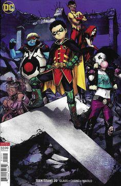 Creative Teen Titans Special #1 1st Crush Nm 1st Print - Dc Comics 2018