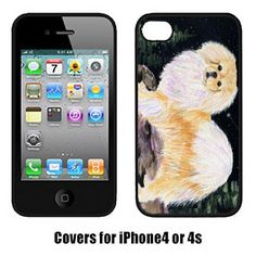 Starry Night Tibetan Spaniel Cell Phone cover IPHONE4