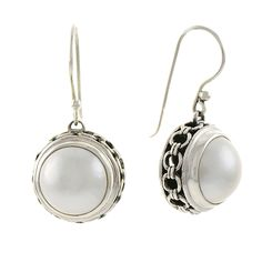 Steelza's Sterling Silver Handmade Earrings